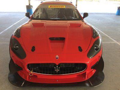 Maserati GranTurismo GT4 Spec