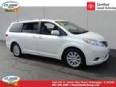 used 2017 Toyota Sienna for sale.