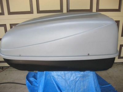 Sell Sears x-cargo roof top carrier Model 7271 18 cubic foot motorcycle in Edgewater, Florida, US, for US $60.00