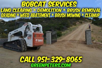 Mikes Bobcat Service LOW RATES