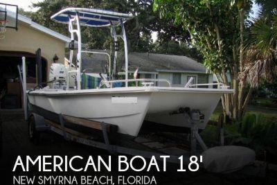 1996 American 18 Catamaran