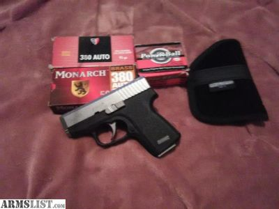 For Sale/Trade: Kahr cw 380