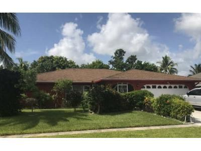 3 Bed 2 Bath Foreclosure Property in West Palm Beach, FL 33411 - Bilbao St