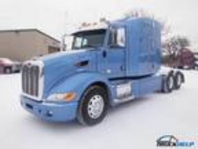 Used 2010 Peterbilt 386 for sale.