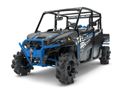2018 Polaris Ranger Crew XP 1000 EPS High Lifter Edition Side x Side Utility Vehicles Deptford, NJ