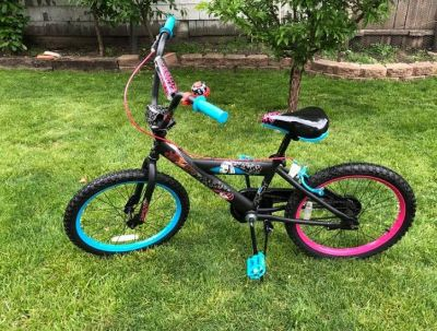 Huffy 20 in. Monster High Bicycle.