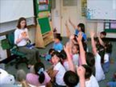 English Teachers (Native speakers) are wanted from UK, USA, NZ, Canada, Ir