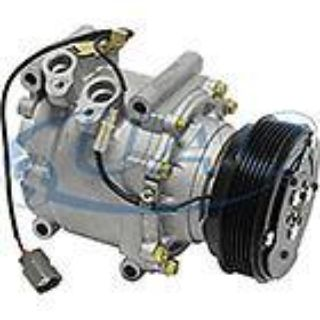 Buy NEW AC COMPRESSOR 01-02 CIVIC EX, LX, 97-01 PRELUDE HONDA motorcycle in Garland, Texas, US, for US $172.23