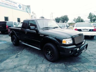 2008 Ford Ranger SPORT (Black)