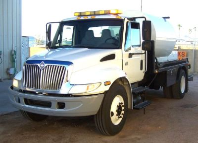 2006 International 4300 Sewer / Rodder**47 K Miles**