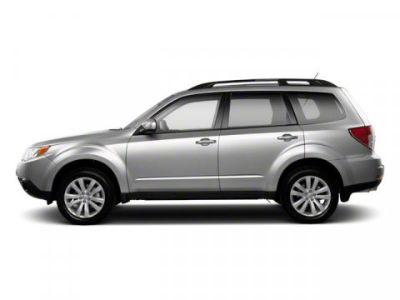 2011 Subaru Forester 2.5X Premium (Spark Silver Metallic)