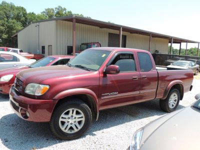 2003 Toyota Tundra Limited Acces