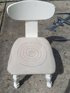 """Small Solid Wood Chair 12""""x16""""x30"""""""