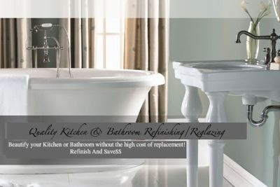 Bathtub & Tile Refinishing | $100 Off | 925-526-7900