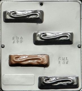 Unique Molds to Custom Design Choco-Bars for Every Celebration