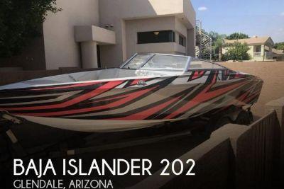 2008 Baja 202 Islander