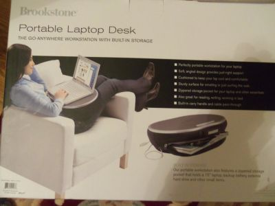 New Portable Laptop Desk