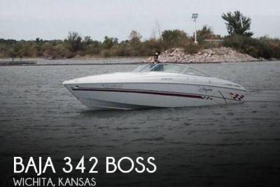 1999 Baja 342 Boss