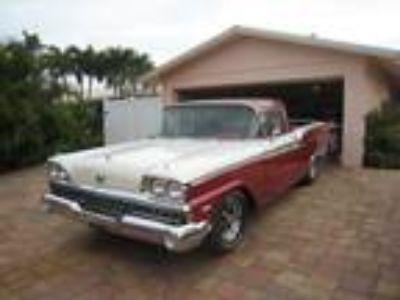 1959 Ford Ranchero Pickup Auto AC