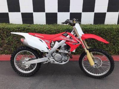 2012 Honda CRF 450R Motocross Bikes Costa Mesa, CA