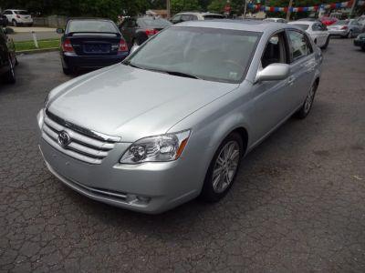 2007 Toyota Avalon XL (Silver)