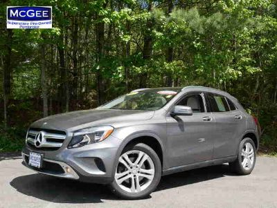 Used 2016 Mercedes-Benz GLA 4MATIC 4dr