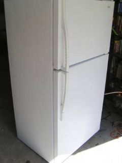 Refrigerator nice-White Excellent condition White