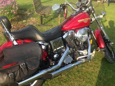 1995 Harley-Davidson FXDS Dyna Convertible