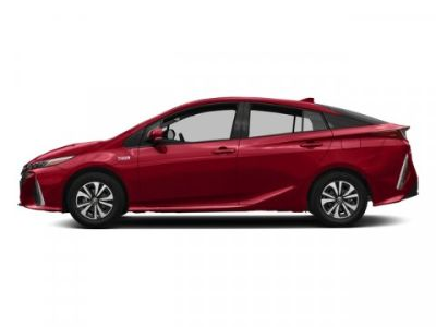 2018 Toyota Prius Prime (Hypersonic Red)