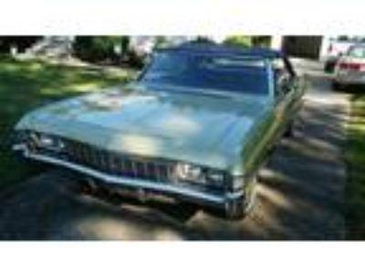 1968 Chevrolet Impala Base Convertible 2-Door