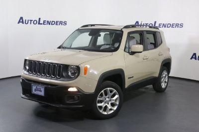 2015 Jeep Renegade (Mojave Sand)