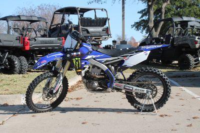 2014 Yamaha YZ450F Motocross Bikes Motorcycles Allen, TX