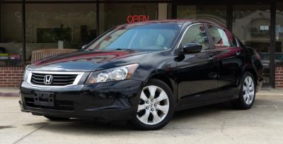 2010 Honda Accord EX (BLK)