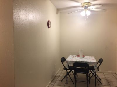 Furnished APT for rent or share 2 bed, 1 bath