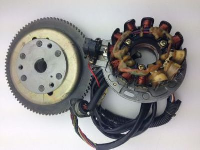 Sell Polaris SL SLT SLX 780 / Magneto Asm. - Stator - Flywheel / 3240269 & 3240270 motorcycle in Brownsburg, Indiana, United States, for US $185.00