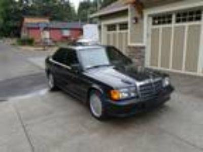 1985 Mercedes-Benz 190E Cosworth 2.3 16V