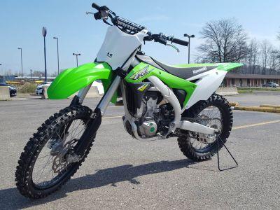 2018 Kawasaki KX 450F Motocross Motorcycles Cambridge, OH