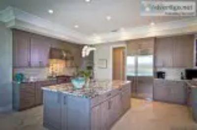 Custom kitchen cabinets and granite best buy Largo Fl