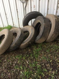 Spares for trailer 16 inch