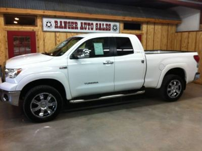 2008 TOYOTA TUNDRA  DOUBLE DOOR  SR-5  L0CAL 1 OWNER