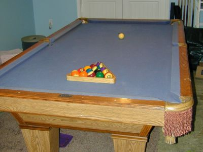 Pool Table Brunswick 4x8