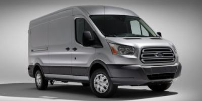 2019 Ford TRANSIT VAN (White)