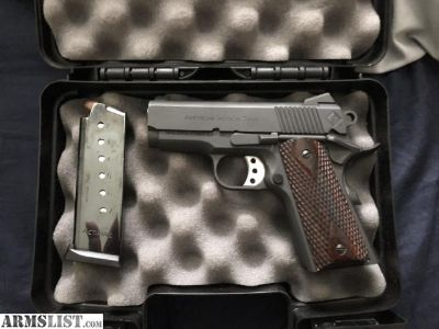 For Sale: ATI Titan Compact 1911 45 acp