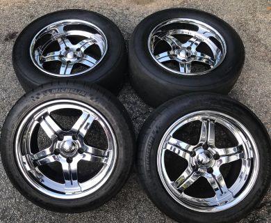Boze Alloy Speedster Wheels