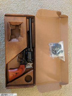 For Sale: Heritage .22 revolver