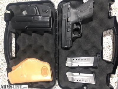 For Sale: S&W M&P9 Shield