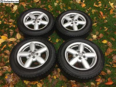 Eurovan Alloy Wheels / Tires