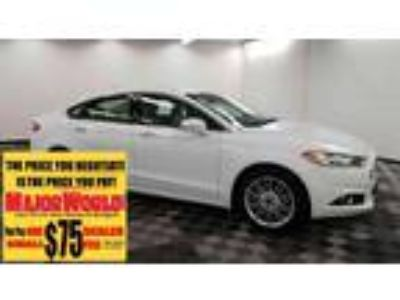 $17500.00 2016 FORD Fusion with 17328 miles!