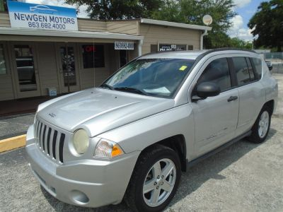 2007 Jeep Compass Sport (Silver)