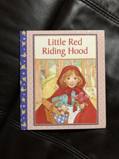 Little Red Riding Hood Hardcover Book